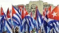 Día Internacional de los Trabajadores en Cuba