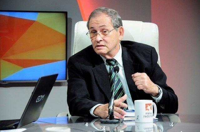 """Lázaro Barredo contestó que """"Maduro está tratando de buscar la estabilidad del país."""