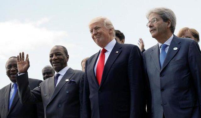 Sin acuerdo sobre el cambio Climático los líderes del G-7