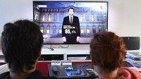 Emmanuel Macron y Marine Le Pen se han enfrentado este domingo en la segunda vuelta de las elecciones presidenciales de Francia.
