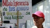 Venezuela en proceso de salir de la OEA