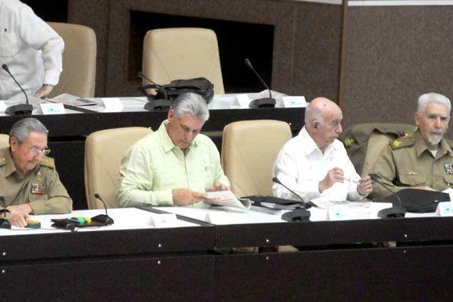 Díaz-Canel destacó que lo acordado en esta jornada recoge la capacidad de pensamiento de nuestro pueblo