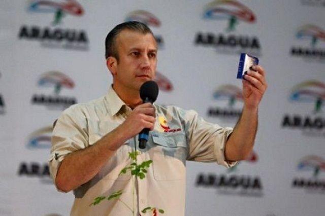 El vicepresidente de Venezuela ratifica apego de su país a la democracia. | Foto: VTV