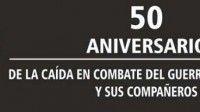 Aniversario 50 de la caída en combate de Ernesto Che Guevara