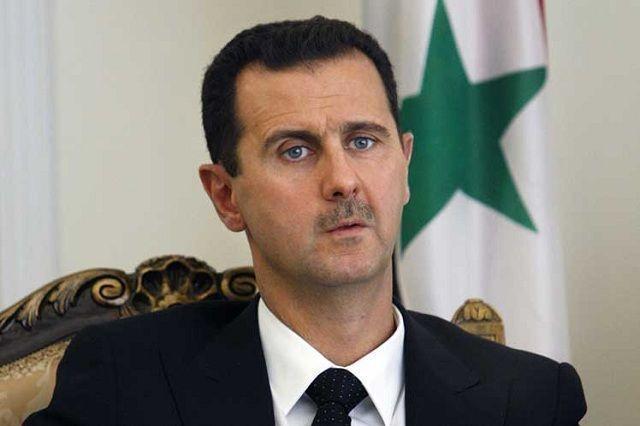 Bashar al Assad, presidente de Siria