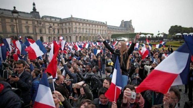 Elecciones legislativas de Francia