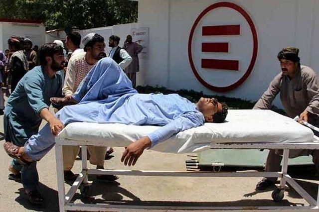 Atentado suicida en Afgánistan