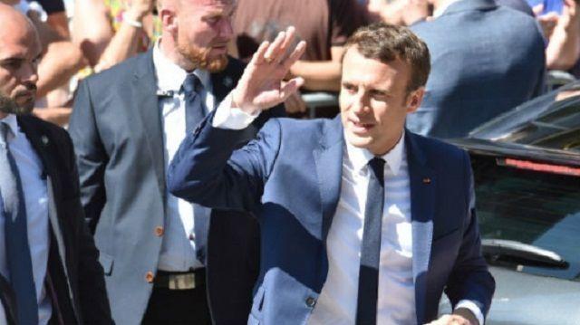 Emmanuel Macron, elecciones parlamentarias en Francia