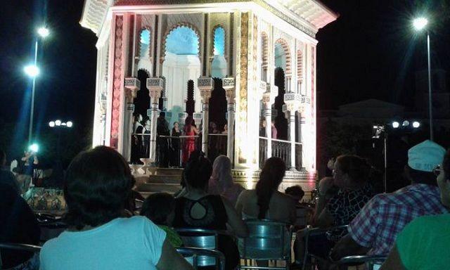Glorieta, símbolo arquitectónico de la ciudad de Manzanillo
