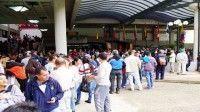 8.089.320 personas votaron en las elecciones de la ANC. Imagen de un centro de votación en el estado Mérida. | Foto: AVN