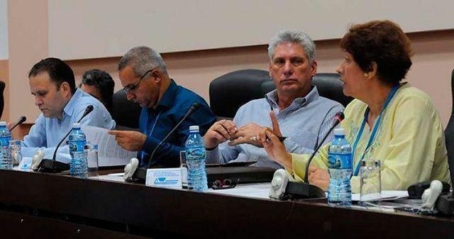 Comisiones de trabajo en la Asamblea Nacional