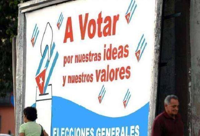 Elecciones en Cuba 2017-2018