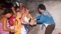 Evacuados en la provincia de Holguín