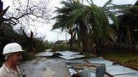 La población avileña inmersa en las labores de recuperación tras el paso del huracán Irma