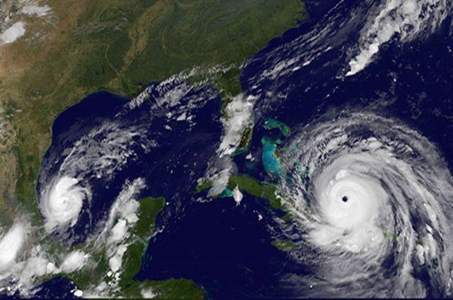 El Huracán Irma a su llegada a Caibarién (+Fotos)