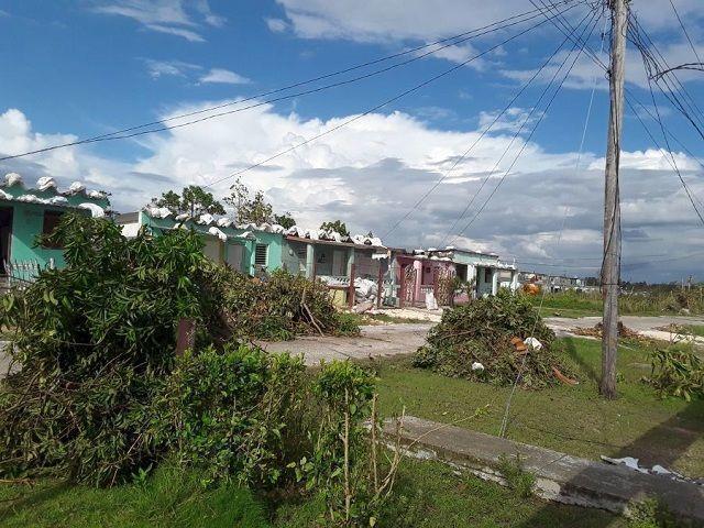 Reparto Revolución en Sancti Spíritus, Cuba