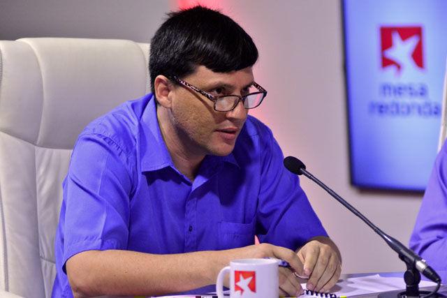 Pavel Luis Angulo Peña, director del Despacho Nacional de la Unión Eléctrica, recordó que antes de 2006 el Sistema Eléctrico era muy vulnerable