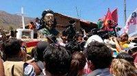 Miles se congregaron en Bolivia para homenajear al Che. Foto: Prensa Latina