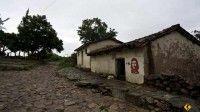 Casa donde vivio los últimos días el Che, La Higuera, Bolivia