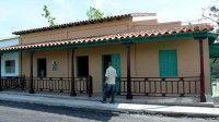 La rehabilitación de la casa, convertida desde hace años en Museo Azucarero, forma parte del tributo que este año se le rinde a Abel Santamaría en el aniversario 90 de su natalicio