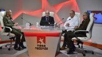 La Mesa Redonda dedicó su emisión a responder opiniones, interrogantes y criterios de los cubanos residentes dentro y fuera del país sobre las nuevas medidas migratorias de Cuba