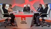 Directivos del INDER comparecieron este miércoles 13 de diciembre en el espacio televisivo Mesa Redonda.