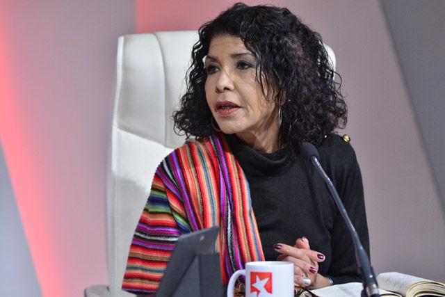 La analista de temas internacionales mencionó que al final del reconteo la tendencia hacia el candidato Juan Orlando Hernández estaba aún más remarcada y 31 % para Salvador Nasralla.