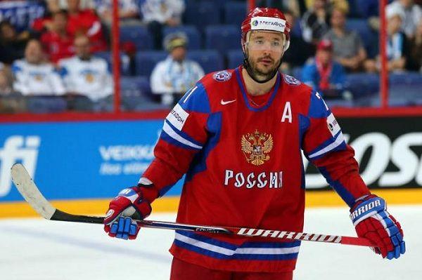 El medallista olímpico de hockey sobre hielo, Ilya Kovalchuk, considera que Rusia debe asistir a los Juegos Olímpicos de Invierno 2018. Foto: Getty Images