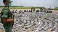 Se ha logrado incautar un promedio de 55,7 toneladas de droga al año, que pretendían transitar por territorio venezolano.