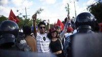 El pueblo hondureño se mantiene en movilización para denunciar el fraude electoral