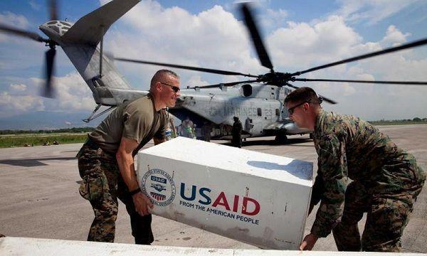 Estados Unidos en la mira sobre ayuda humanitaria