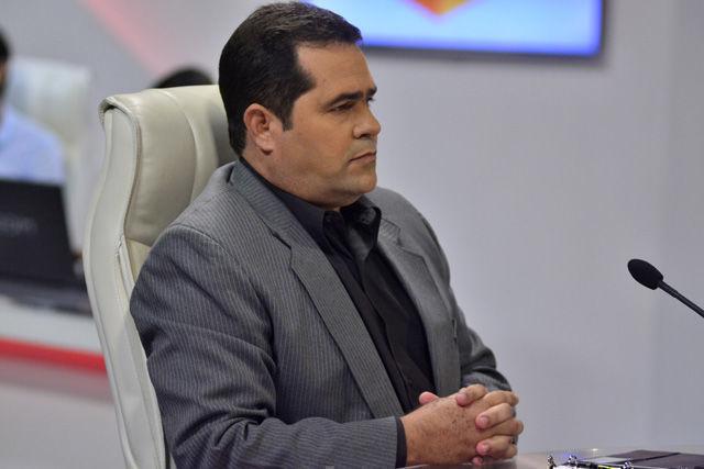 Francisco Navarro Gouraige, director nacional de Inversiones del Ministerio de Educación