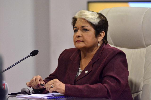 Mercedes Escuredo Olazabal, directora de Educación de la provincia de Camagüey