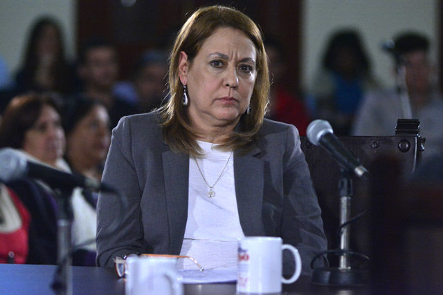 La doctora Vilma Hidalgo de los Santos, vicerrectora de investigaciones y posgrado de la Universidad de La Habana, señaló que la Universidad tiene una amplia agenda de investigación.