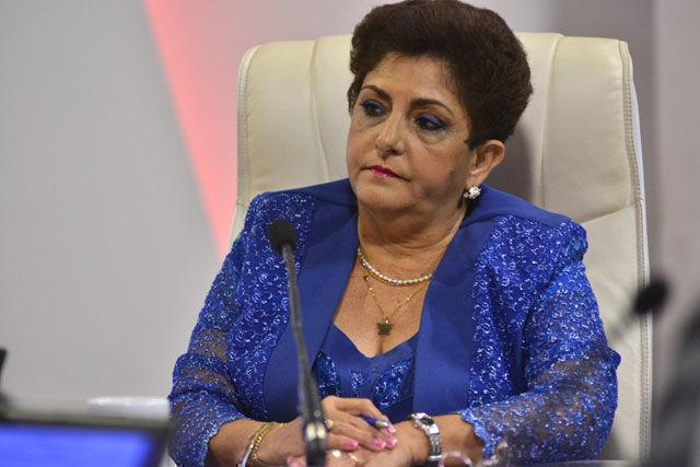 Odalis García Figueroa, directora nacional de primaria del Ministerio de Educación