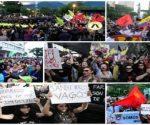 Tensiones política en Ecuador