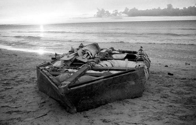 Las acciones de Estados Unidos en materia migratoria han costado la vida a muchos cubanos. Foto: Juvenal Balán