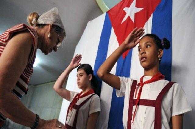 Elecciones parlamentarias en Cuba
