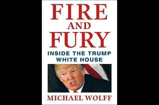 Libro Fuego y Furia
