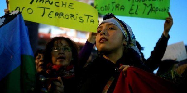 El Gobierno argentino ha reprimido y perseguido a los mapuche
