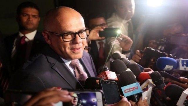 Dialogo Venezuela Rodriguez