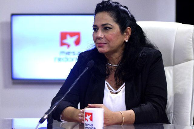 Sandra Bermejo Guerra, asesora nacional de Audiología.