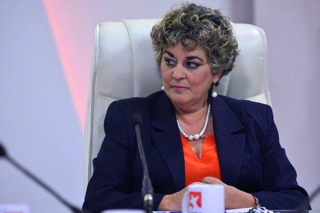 Déborah Rivas Saavedra, directora general de Inversión Extranjera del Ministerio de Comercio Exterior.