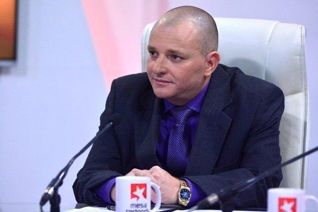Onelio Castillo Corderí, director general de la Radio Cubana.