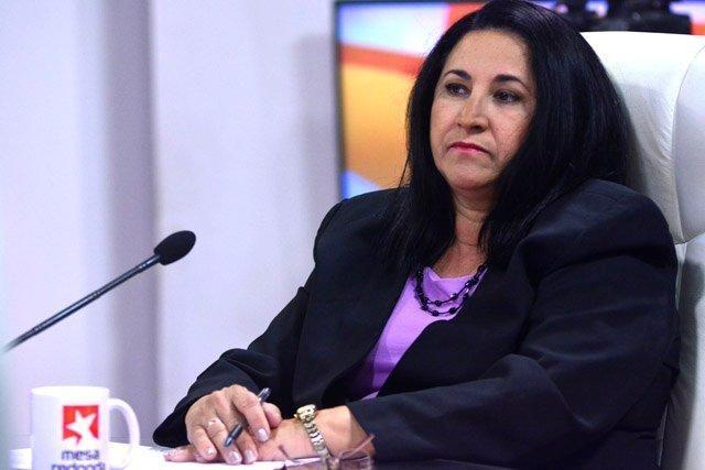 Alicia Sosa Velázquez, directora provincial de la Radio en Camagüey