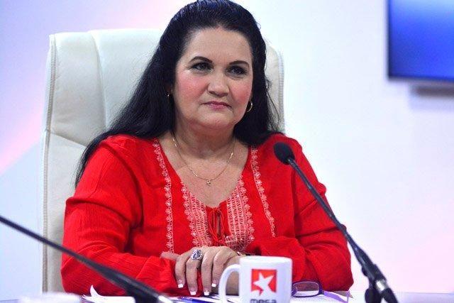 Mabel Manso Delgado refirió que Radio Rebelde no ha ido a la web como un periódico, sino que a partir de las circunstancias ha buscado las maneras de encontrar una línea editorial en toda la programación que converja.