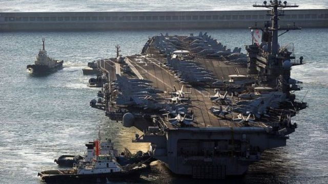 Gasto militar norteamericano