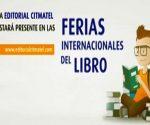 Libros electrónicos a disposición en la Feria Internacional del Libro