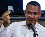 Ernesto Villegas en la Feria Internacional del Libro Cuba 2018