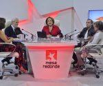 Prestigiosos intelectuales latinoamericanos, invitados a la XXVII Feria Internacional del Libro de La Habana, disertaron sobre el estado actual y las perspectivas de la literatura en el espacio televisivo Mesa Redonda.